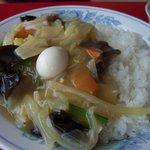 中華料理 翔竜亭 - 中華飯(旨煮飯)