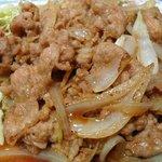 北京餃子 - 生姜焼き