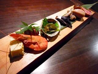 酒と料理 かぶ菜 - お菜盛り(1人前980円)