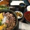 日本橋 ぼんぼり - 料理写真:炭火親子丼 900円