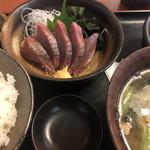 本鮪と黒豚料理CHOCHINちょうちん - ランチ