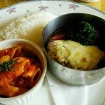 田舎の洋食屋 キッチン フレカンテ  - 料理写真: