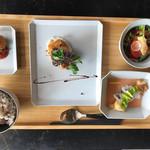 エアーサイド レストラン アンド ディパートメント -