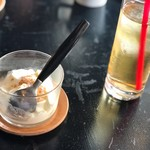 エアーサイド レストラン アンド ディパートメント - このパンナコッタまた食べたい。