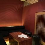 奥美濃古地鶏 ZENNO - 奥の隠れ部屋