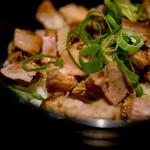 らぁ麺 すぎ本 - チャーシューご飯