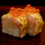 赤坂 詠月 - 料理写真:のどぐろ鮨