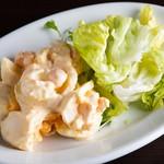 金とき - 料理写真:たまごサラダ
