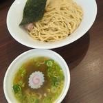 106221305 - つけ麺(塩・中盛)850円