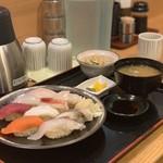 和処さゝ木 - 料理写真:生寿司定食