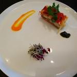 レストラン タガミ - 料理写真: