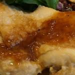 メルシーモンシェール - マルシェプレートB 鶏モモ肉のクリームソース