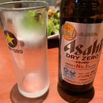焼肉 じゅん - ドリンク写真:ドライゼロ
