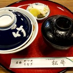 和風レストラン 松竹 - 料理写真:かつ丼 ロース