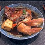 ようちゃん - 金目鯛の煮付け