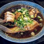 ようちゃん - 黒鯛の葱油