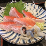 ようちゃん - 金目鯛の刺身