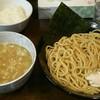 TORIDORI - 料理写真:鶏つけ麺(塩)(中盛り)(830円)