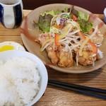まつもと食堂 - チキン南蛮定食
