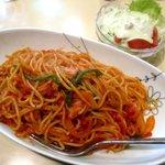 コロボックル - スパゲッティセット(ナポリタン)!