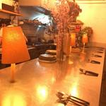 36.5℃ kitchen -