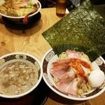 すごい煮干ラーメン凪 - 特製つけ麺