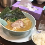 らーめん堂 仙台っ子 - 麺とライス