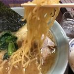 らーめん堂 仙台っ子 - 麺