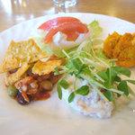 グリーングラス - ランチ前菜