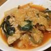 千いち屋 - 料理写真:豚肉とキムチの大根煮