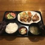 レストラン サンサワ - 料理写真:サラリーマン定食