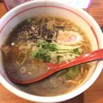 鶏白湯Soba&水炊きのお店 轍 - 料理写真:金(醤油)