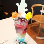 Cafe THE SUN - ムーミンお散歩ソーダ