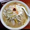 喜八 - 料理写真:ねぎみそチャーシューメン(大盛り)
