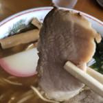 中華そば まる豊 - 2019年4月20日  チャーシュー
