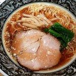 中村屋@ウエストパークカフェ - 醤油ラーメン