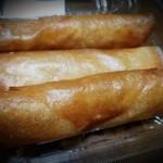 ハローズ - 料理写真: パリッと春巻 ¥181