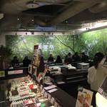 青葉亭 - お店の中の様子です