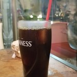 カフェ フランジパニ - アイスコーヒー(450円)