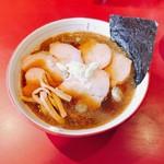 えにし - 料理写真:モモのチャーシュー麺