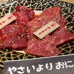 Wagyuuyakinikumo - 赤MIX