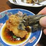 大和田鮨 - おこぜは骨や皮も美味しい