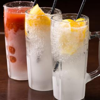 圧倒的冷え冷え感◎今夜の一杯はやっぱり【シャリ金】に限る!
