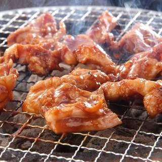 名物炭火焼味噌とんちゃん