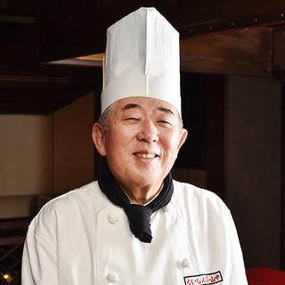 山中康司氏(ヤマナカヤスシ)─全国にその名を知られる牛肉愛