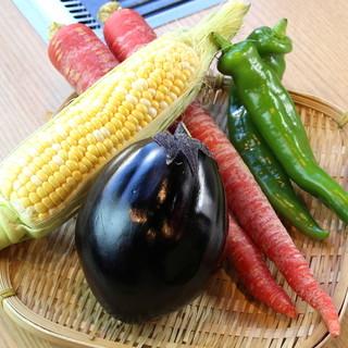 風味豊かで味わい深い…。瑞々しく新鮮な京野菜を味わえる♪