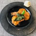 トーキョー シノワ 神子 - 本日の海鮮料理