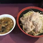 麺藤田 - 料理写真:つけ麺(980円)大盛り