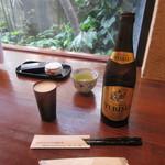 山せみ - ビール