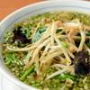 エイホウ飯店 - 料理写真:ニラもやし麺